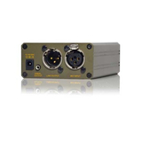 HIROSYS MA-1B 1路话筒前置放大器 (可装电池供电)便携式话放