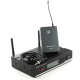 SENNHEISER/森海塞尔 XSW12专业无线麦克风领夹式话筒全指向录音
