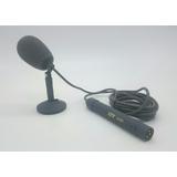 行貨包郵 JZW CM89播音話筒 新聞 電視訪談 會議專用話筒