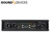 Sound Devices USBpre2 2路工作室级电脑音频接口USB声卡声场测试
