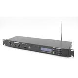 逊卡XUOKA F-300L专业1U机架式播放机 USB SD 蓝牙 FM 播放器