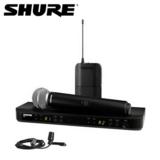 美国Shure/舒尔 BLX1288/PG31 无线手持头戴麦克风 演出话筒