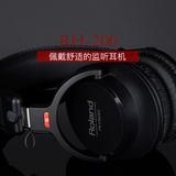 羅蘭Roland RH-200 監聽 專業錄音立體聲耳機 頭戴式
