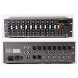 美奇MICKLE RX1202FX  专业机架式调音台(带效果)