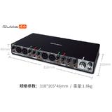 Roland罗兰Rubix44USB外置声卡专业录音配音编曲音频接口笔记本电脑声卡台式外置