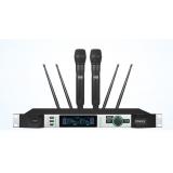 遜卡XUOKA UK-5000專業無線手持/領夾/頭戴話筒 高端無線麥克風