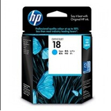 原装 惠普 hp18墨盒 4937 蓝色 HP K5300 K5400 K8600 L7580墨盒
