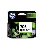 惠普(HP)CD887AA 703号黑色墨盒(适用DJ F735 D730 K109a/g K209