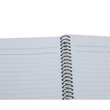 渡边S6007 6# 100页 螺旋装订本 线圈笔记本记事本 6本/包