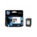 HP818黑色墨盒