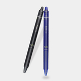 百乐0.7 23F可擦笔按动 黑 红 蓝