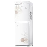 美的(Midea) 立式饮水机 家用冷热冰热双封闭制冷 温热型YR1226S-W美的(Midea)